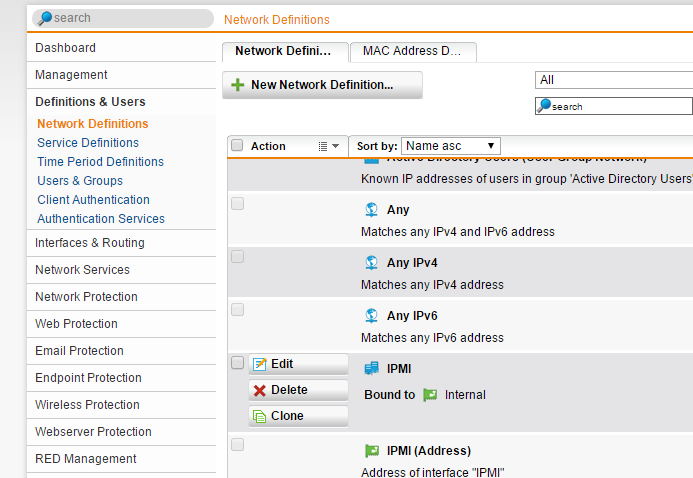 Sophos UTM Home Edition Install