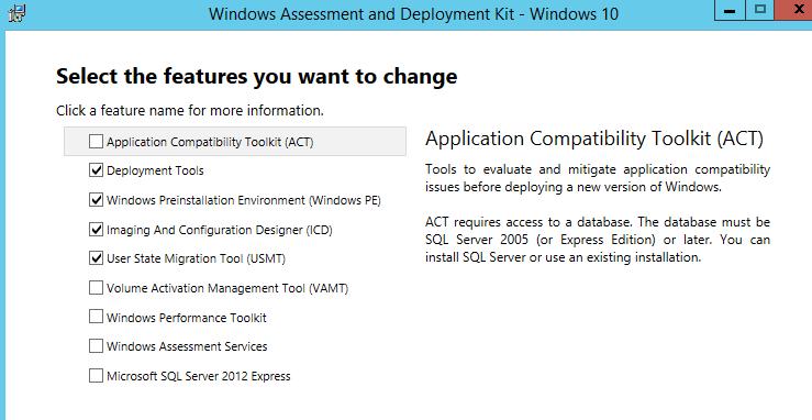 Deploying Windows 10 MDT
