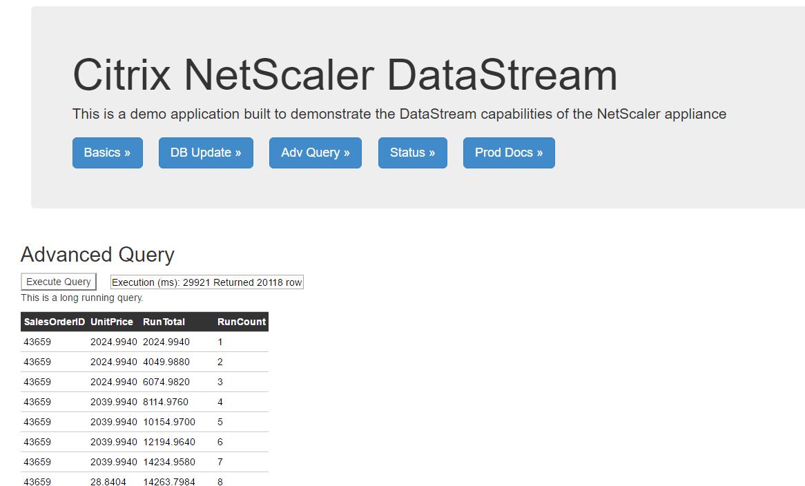 Demo NetScaler Datastream with SQL AlwaysOn | Jacob Rutski
