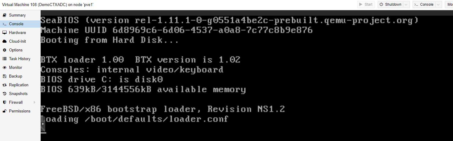 Installing Citrix ADC (NetScaler) on Proxmox | Jacob Rutski